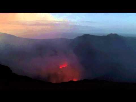 Yasur Volcano - Air Taxi Vanuatu - Night Tour - English