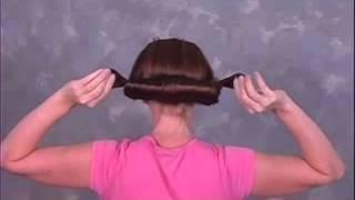 Простые прически  с твистером для волос(, 2011-11-27T17:46:15.000Z)
