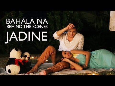 ames Reid and Nadine Lustre — Bahala Na (MV Behind-The-Scenes)
