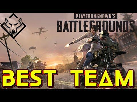 AkellaPrm plays PUBG ▶ Best team PlayerUnknown's Battlegrounds Top 1