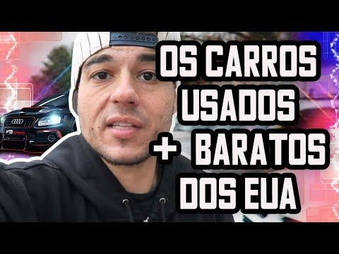 OS CARROS USADOS
