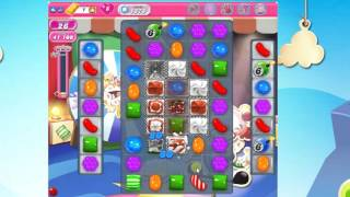 Candy Crush Level 1378 No Boosters