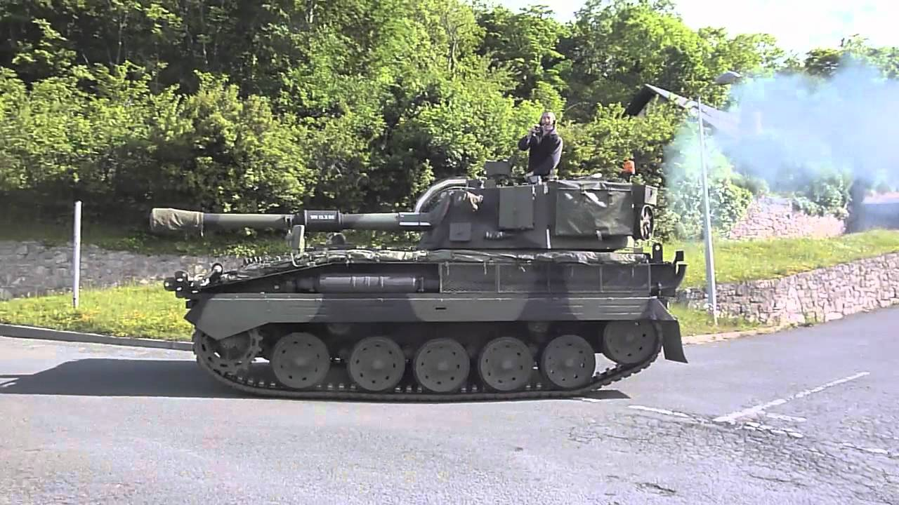 Fv433, Abbot Self Propelled Gu...