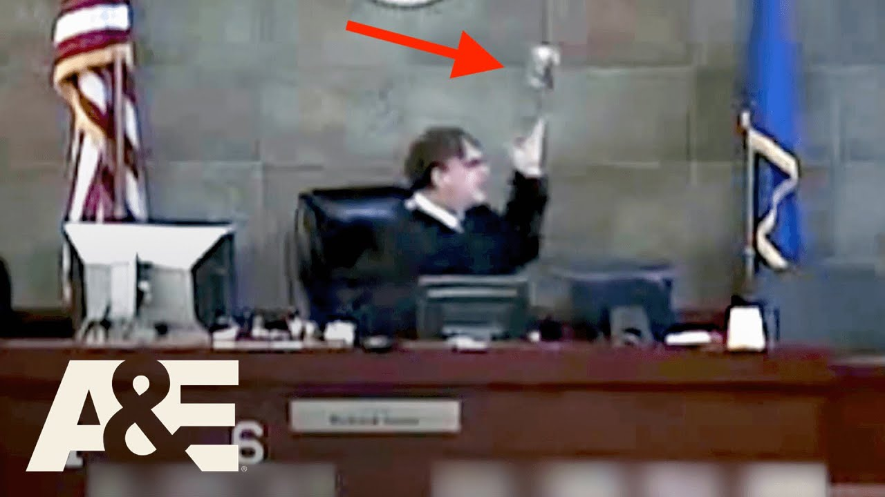 Download Angry Judge Throws Book After Juror Tries to Get Out of Jury Duty | Court Cam | A&E