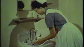 Aseptic Technique: Handwashing (CDC, 1959)