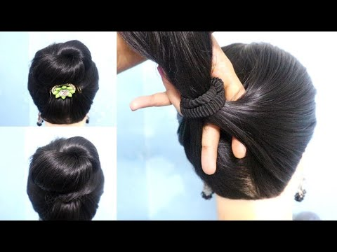 Easy And Cute Juda Hairstyle For Summer Hair Style Girl