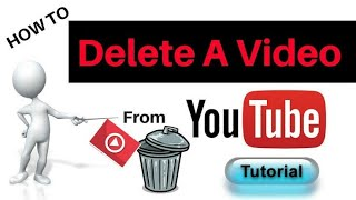 How to delete a video from YouTube very Easy 2019