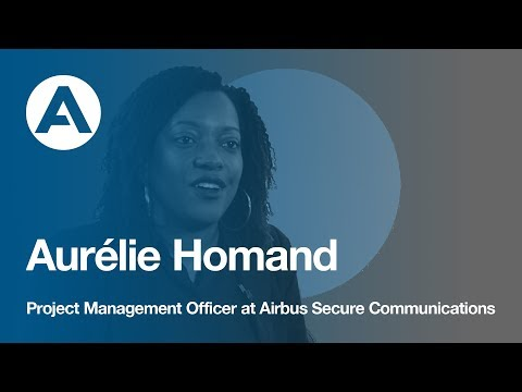 Project Management Officer at Airbus Secure Communications