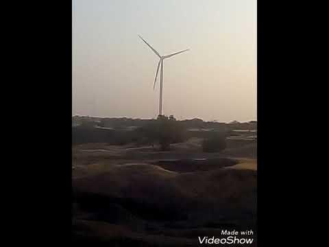 Highest Air wind in Gujarat states