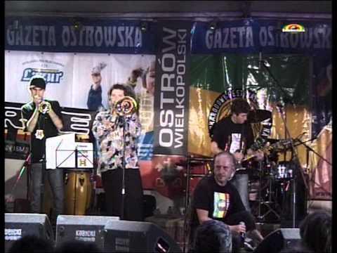 SYMEON RUTA & INITY DUB MISSION na Reggae na Piaskach 2007  - Poland