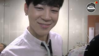 [BANGTAN BOMB] Jimin's kiwi juice CF (narration by j-hope) - BTS (방탄소년단)