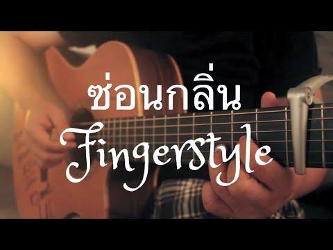 ซ่อนกลิ่น - PALMY Fingerstyle Guitar Cover by Toeyguitaree (TAB)
