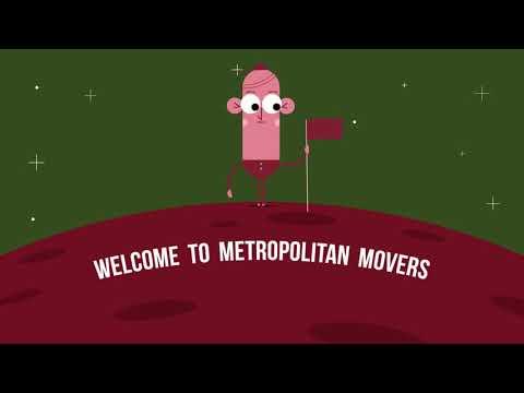 Metropolitan Movers Service in Vaughan, ON