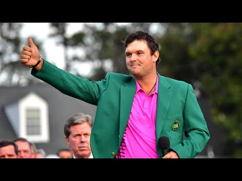 Patrick Reed found a way to cope with the pressure and Rory McIlroy did not