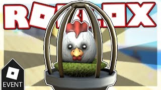 [EVENT] HOW TO GET THE CHICKEN OR THE EGG IN ARSENAL | Roblox