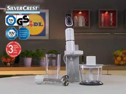 Silvercrest handmixerset doovi - Procesador de alimentos lidl ...