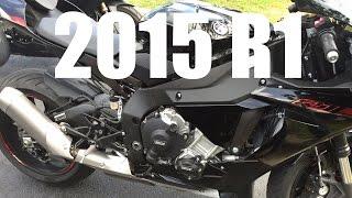 2015 Yamaha R1 VS 15,11 BMW S1000rr & ZX10R