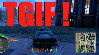 WOT - TGIF MadFridayTV Shout Out | #WorldofTanks