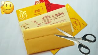5 ideas of wedding card craft   best out of waste   wedding card craft ideas
