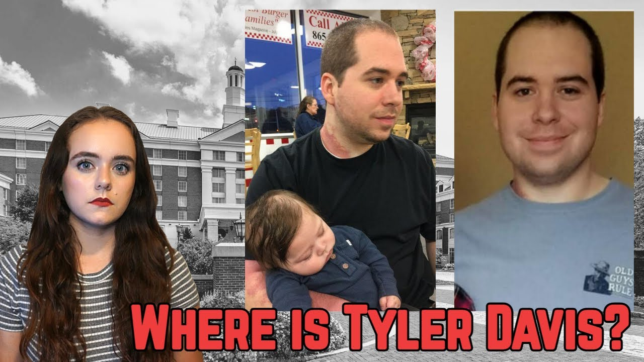 The Bizarre Disappearance of Tyler Davis