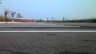 アソシエイテッドRC10GT 初走行です。
