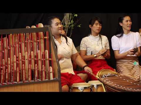 การแสดงดนตรีไทย อนุบาล ๓ ชุดที่ ๑