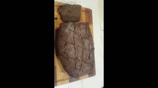 Бездрожевой ржаной хлеб