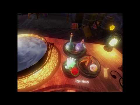 Waltz of the Wizard VR Gameplay HTC Vive