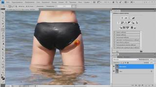 Уроки Фотошоп. Самая быстрая диета CreativeStation