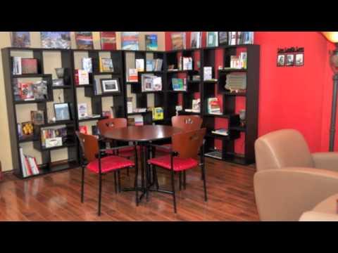 Odessa College (OC) Imogene Freer Reading Room