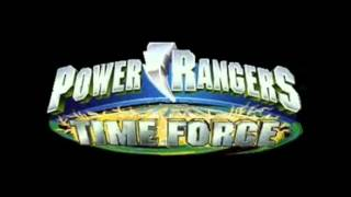 Power Rangers Time Force EXTENDED EDITION!