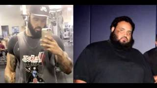 Man Loses Over 300 Lbs On the