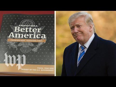 Trump outlines priorities in 2020 budget
