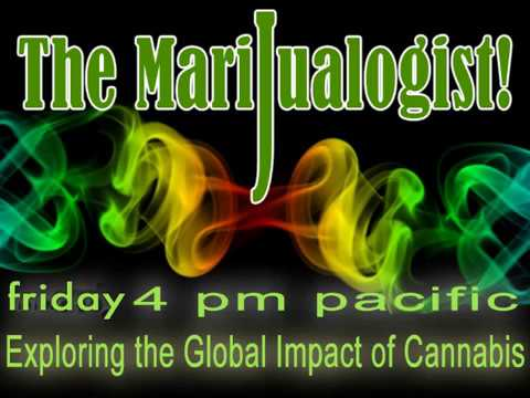 Diane Goldstein of LEAP on The Marijualogist 02-03-17