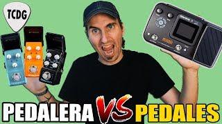vuclip Pedalera VS Pedales: La Batalla Final de los Efectos  ¿Cuál es mejor? ¿Qué conviene comprar?