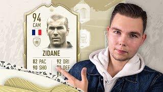 Sprawdzam ZIDANE w FIFA 20 ULTIMATE TEAM!