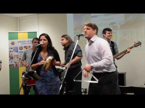Forró featuring Só Samba
