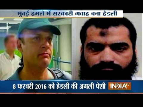 Mumbai Court Pardons David Headley, Makes Him Approver in 26/11 Case