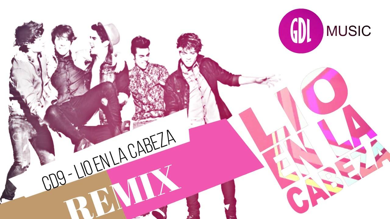 CD9 - LIO EN LA CABEZA | REMIX | DJ GDL | by DJ GDL OFICIAL