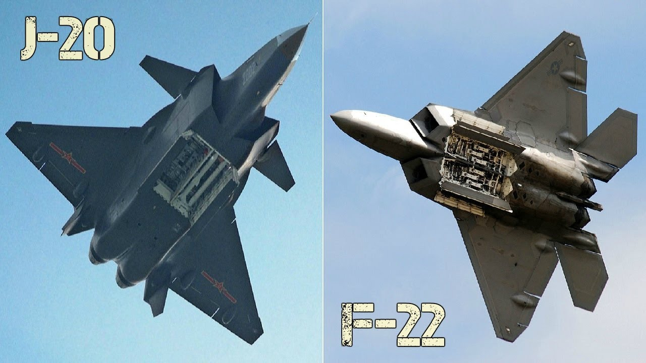 How China's J-20 Stealth Fighter Could Soon Surpass the US F-22 ...