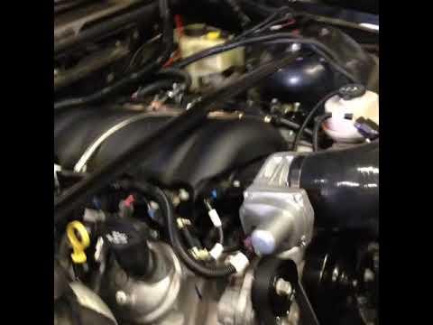 2005 BMW E46 M3 LS3 First Start