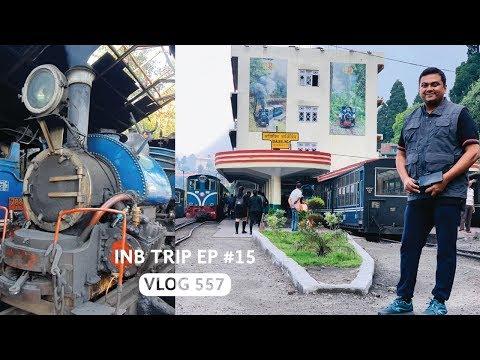 darjeeling-himalayan-railway-(toy-train),-inb-trip-ep-#-15