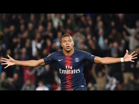Mbappe scores 4 goals in 13 minutes to break 45 year old record