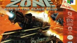 Battlezone Rise of the Black Dogs Music - Arcade 3 (American)
