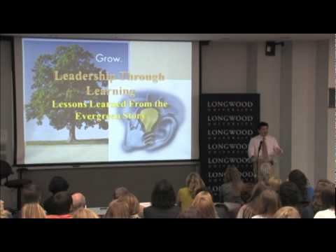 CEO & President of Evergreen Enterprises, Inc (Executive-in-Residence Lecture Series)