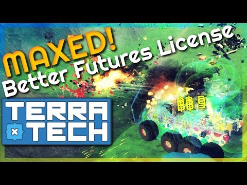 We Maxed The Better Futures License! |  #58
