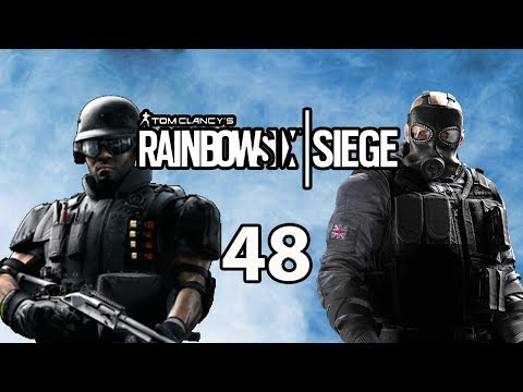 Northernlion and Friends Play: Rainbow Six: Siege! [Episode 48: Sledge and Castle]