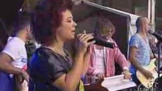 Download Sneaky Sound System - UFO (live on  Hits) MP3 song and Music Video