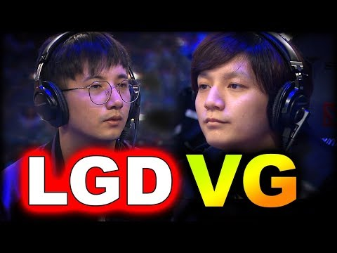 LGD Vs VG - $3,000,000 TOP 3 GAME - TI9 THE INTERNATIONAL 2019 DOTA 2