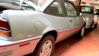 Chevrolet Cavalier 94 Coupe, Transmisión Automática